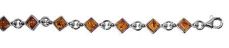 Bracelet petits losanges