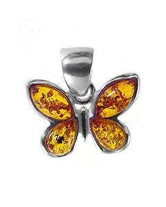 Pendentif  mini papillon