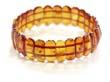 Bracelet ambre elastique