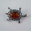Broche tortue bis
