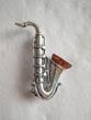 Broche saxophone