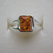 B29   Bague mini rectangle