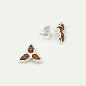 Boucles d'oreilles pétales